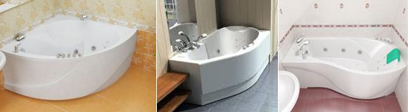 Акриловая ванна купить поцене производителя